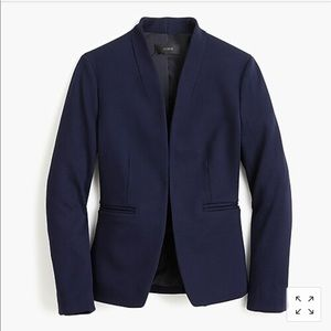 J. Crew Going Out Blazer in Navy